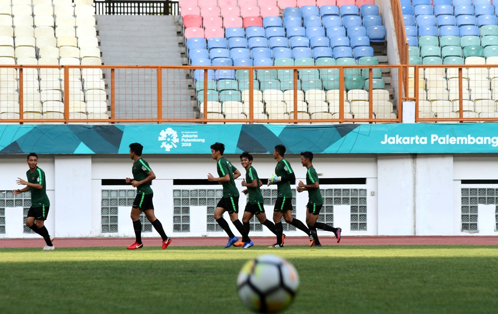Babak I: Indonesia U-19 Imbangi Arab Saudi