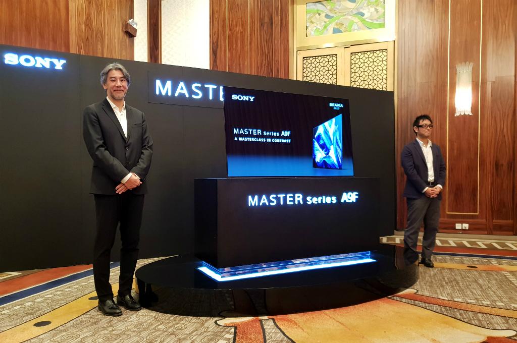 Sony Master Series Resmi Masuk Indonesia