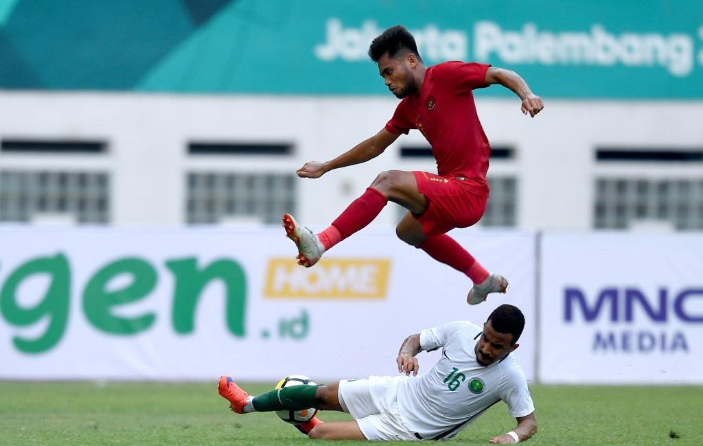 Indonesia U-19 Menyerah dari Arab Saudi