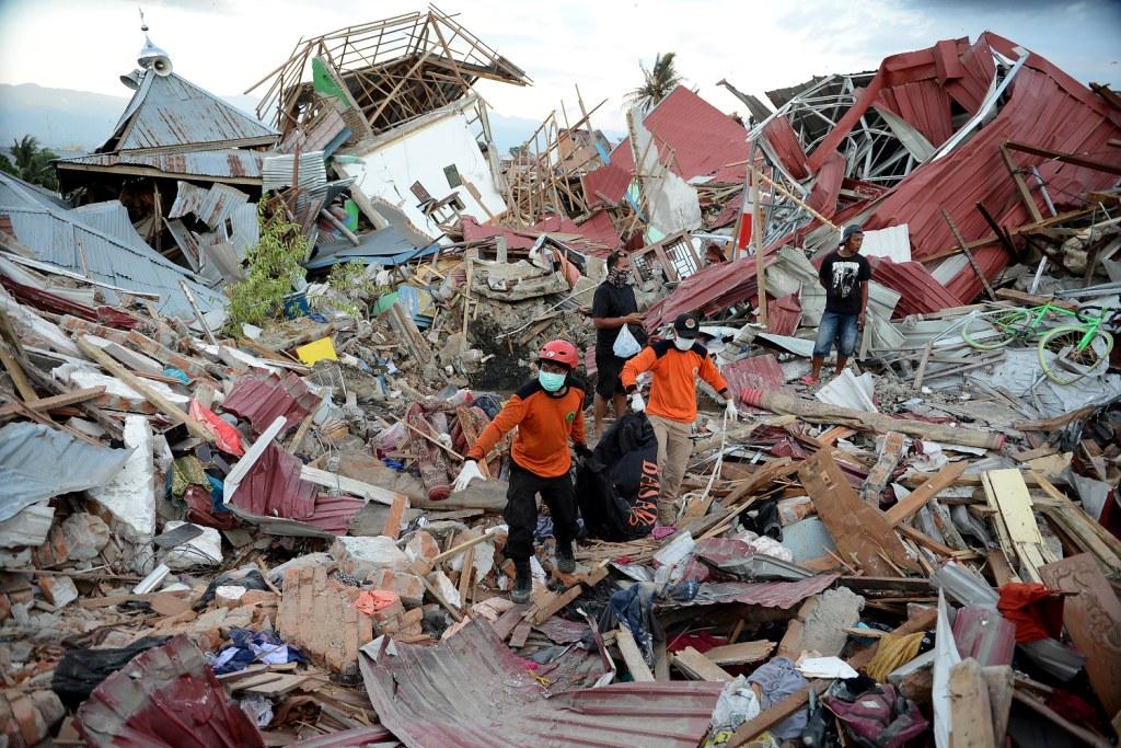 Masa Tanggap Bencana Palu Berpeluang Ditambah