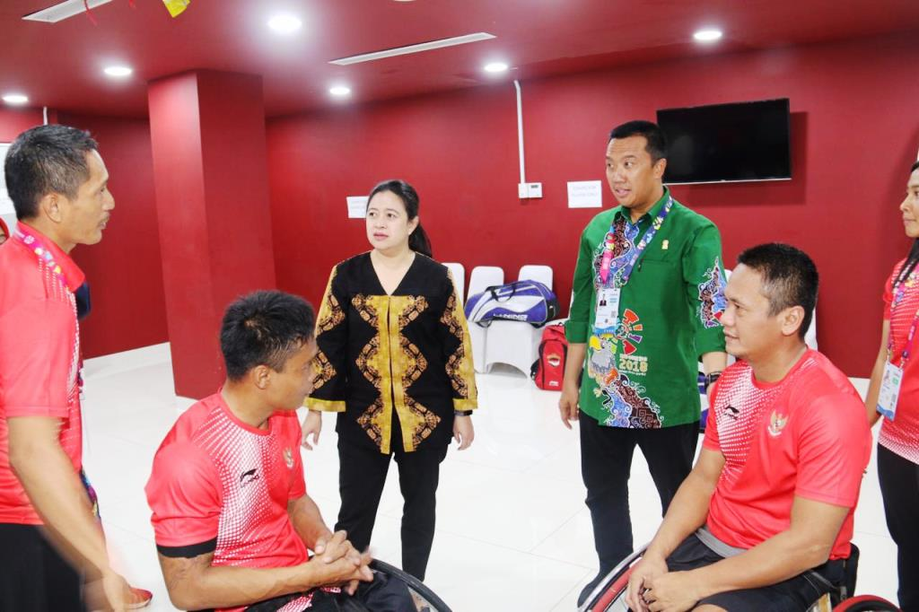 Menko PMK Apresiasi Prestasi Atlet Indonesia