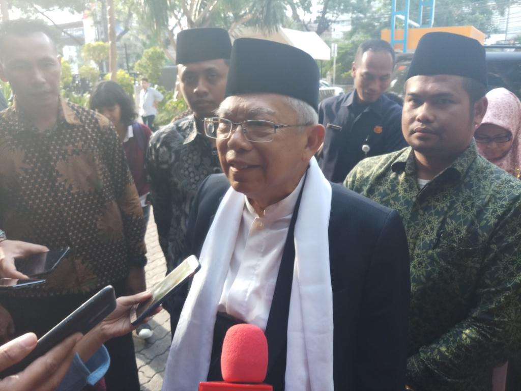 Ma'ruf Amin akan Keliling Jawa Barat
