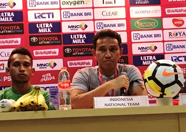 Bima Sakti Siap Jadi Pelatih Kepala Timnas Indonesia