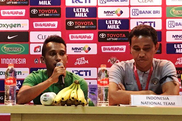 Komentar Irfan Jaya Usai Cetak <i>Brace</i> ke Gawang Myanmar