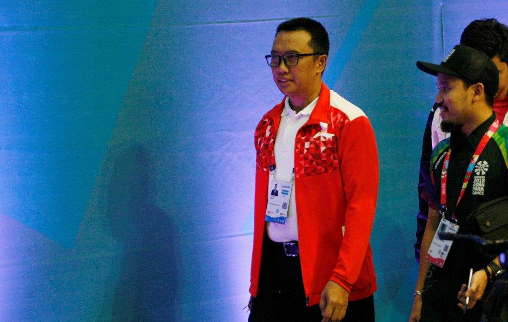 Tembus Target Emas APG 2018, Menpora: Ini Sejarah Baru Indonesia