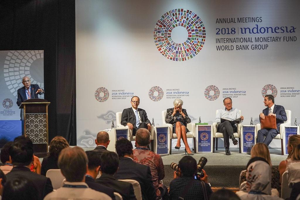 Gempa Situbondo tak Ganggu Acara IMF-WB
