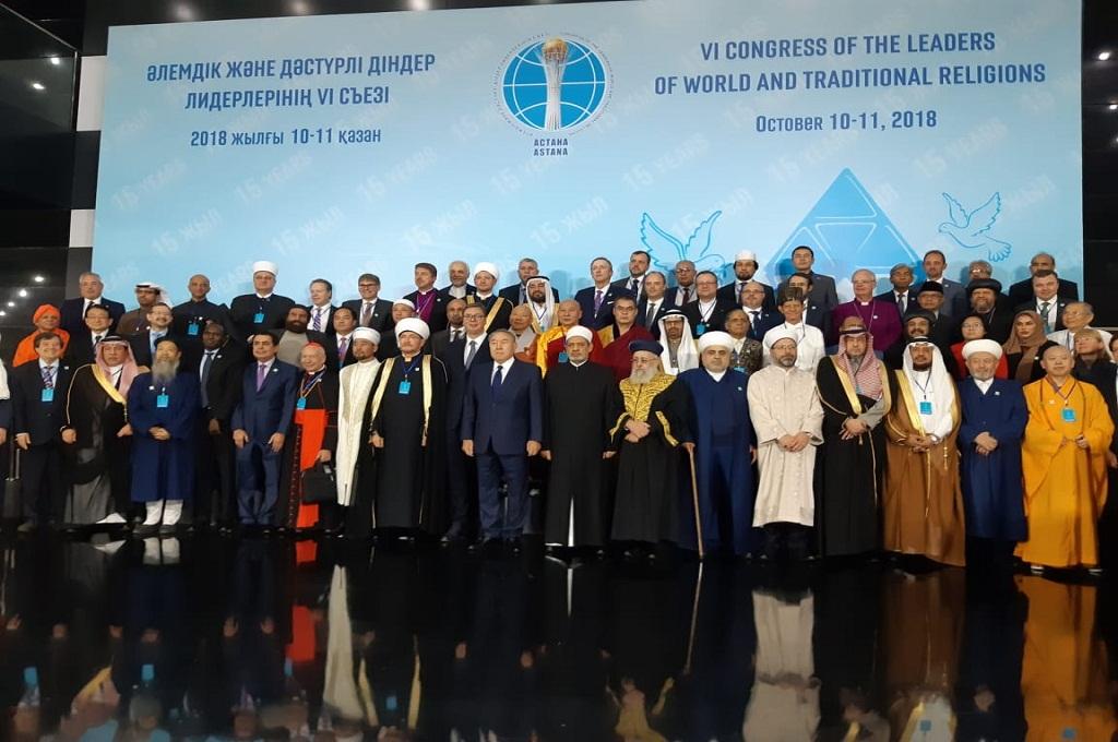 Wamenlu: Ekstremisme bukan Bersumber dari Ajaran Agama