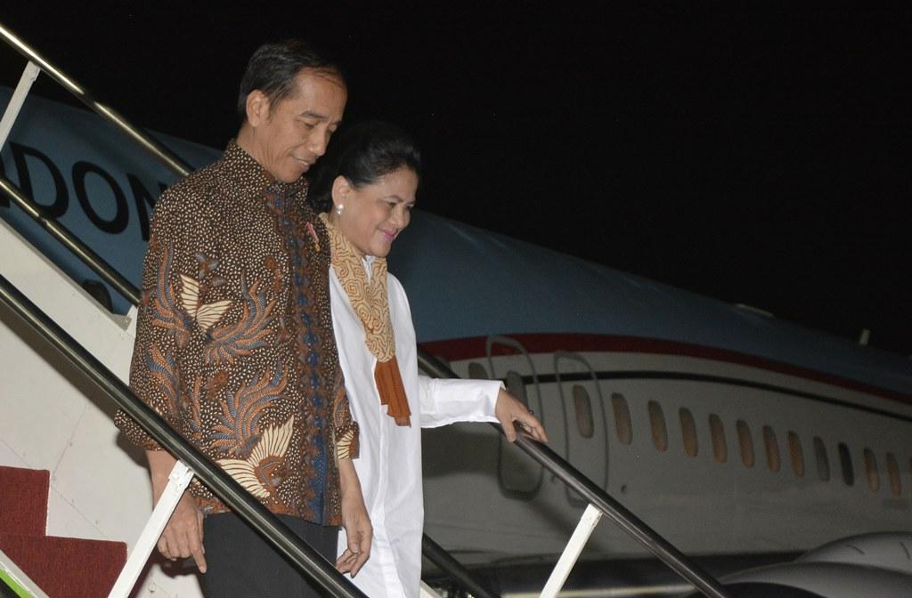 Jokowi Hadiri Forum Investasi di Bali