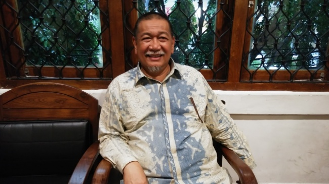 Deddy Siap Bawa Jokowi-Ma'ruf Menang di Jabar