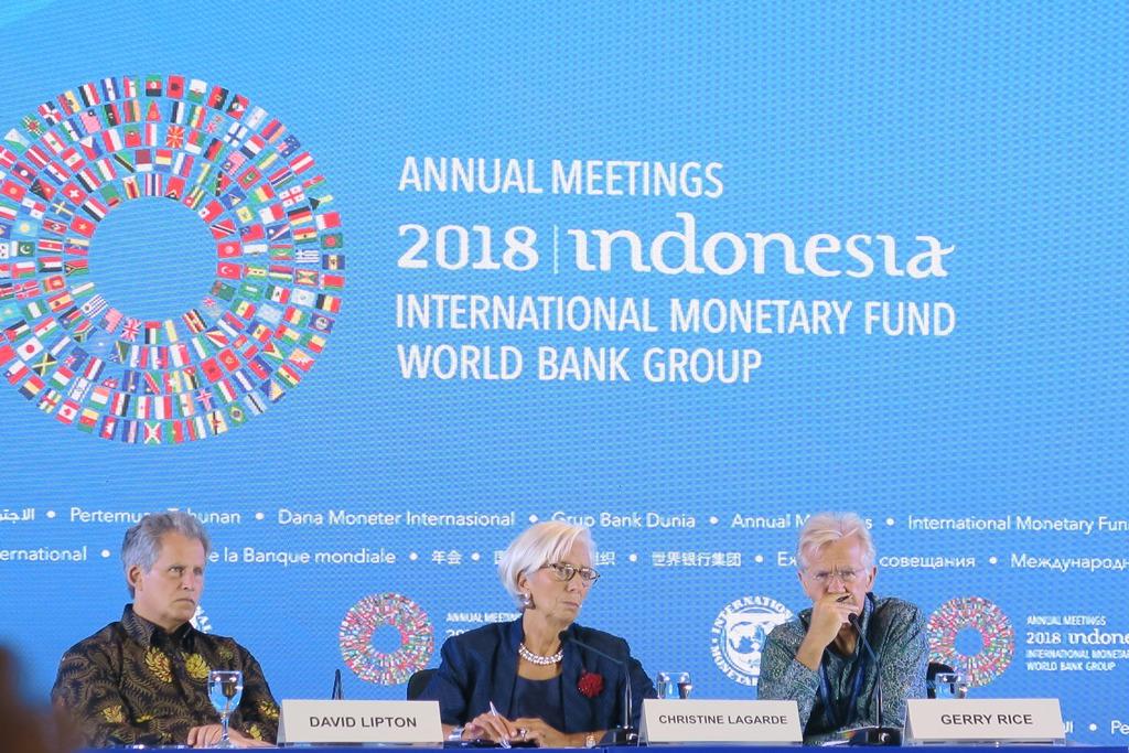 Bos IMF Puji Ekonomi Indonesia