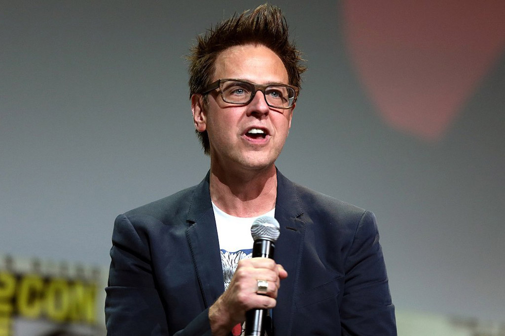 Dipecat dari Marvel, Sutradara James Gunn Ditarik ke DC