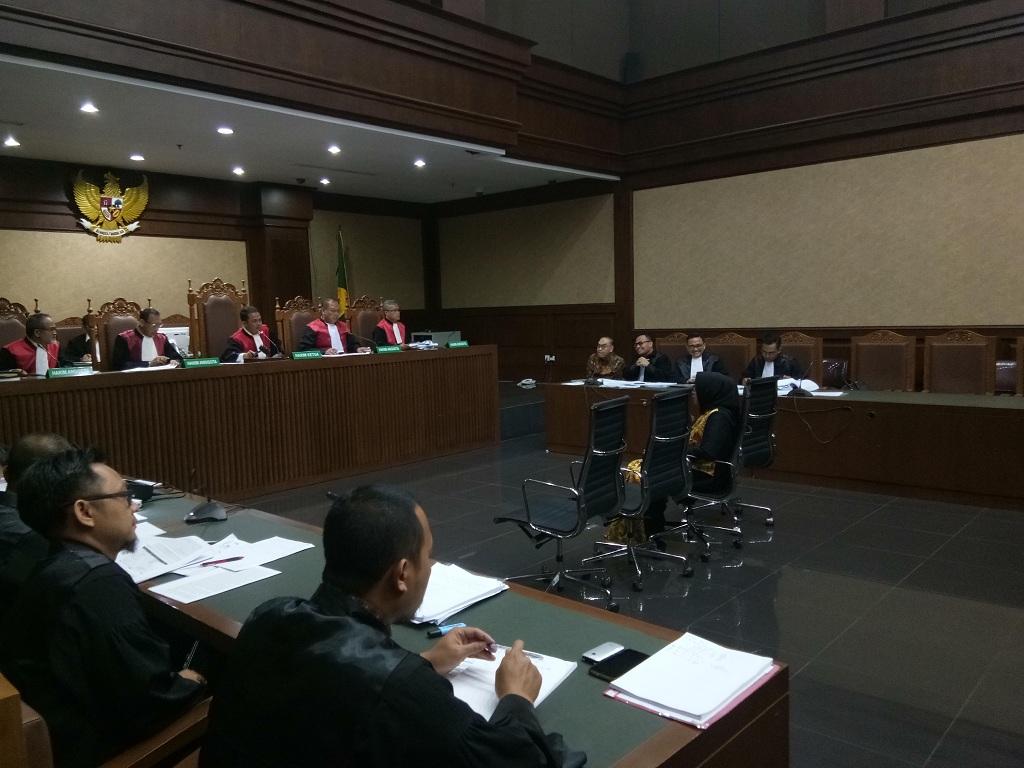 Eni Saragih Dijanjikan Rp22 Miliar dari Proyek PLTU Riau-1