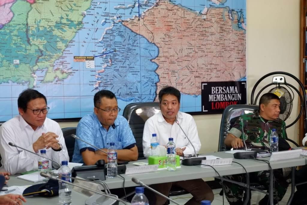Kemenko PMK Pastikan Pembangunan Rumah di NTB Berjalan Baik