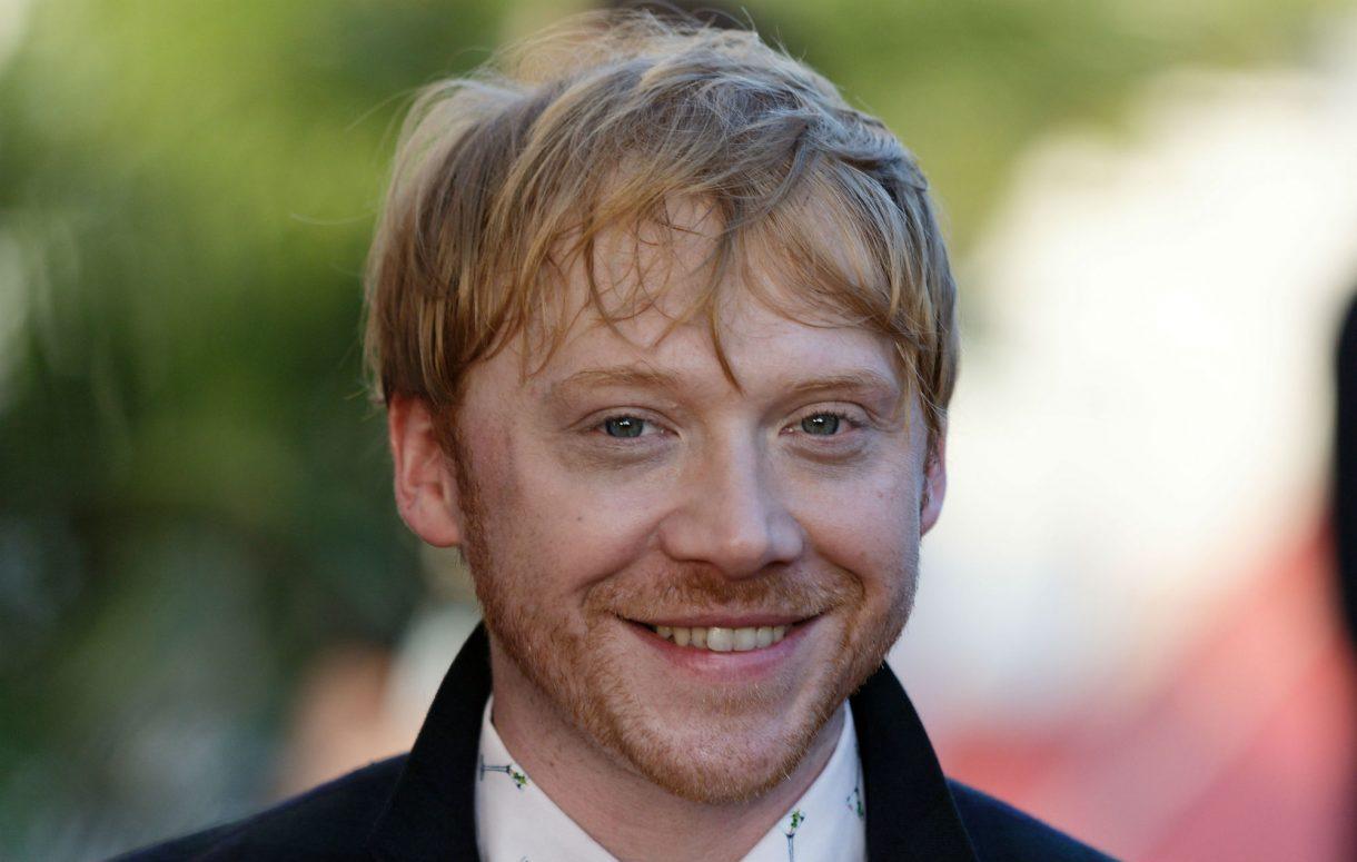 Rupert Grint Sempat Ingin Keluar dari Serial Harry Potter