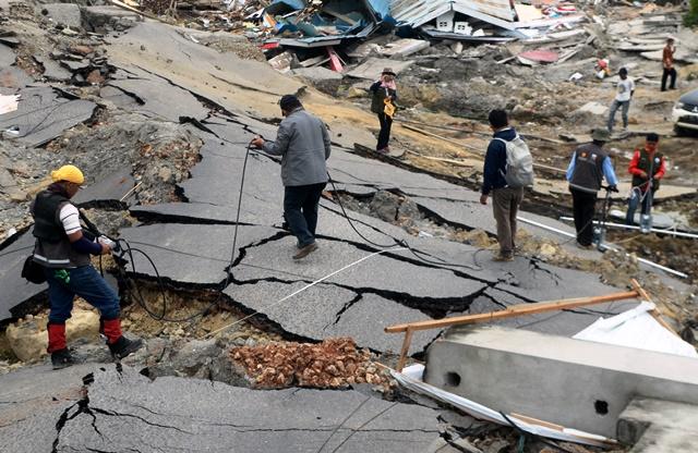 5 Calon Lokasi Relokasi Korban Gempa Palu
