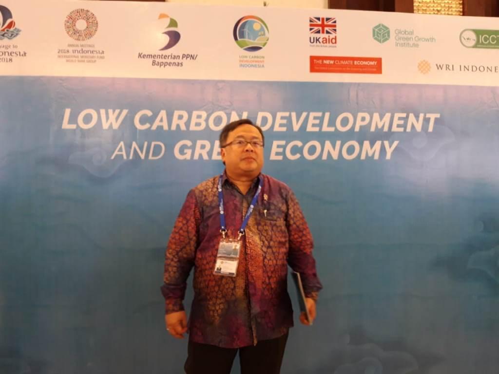 Kepala Bappenas: Ada Dua Contoh Proyek <i>Low Carbon</i>