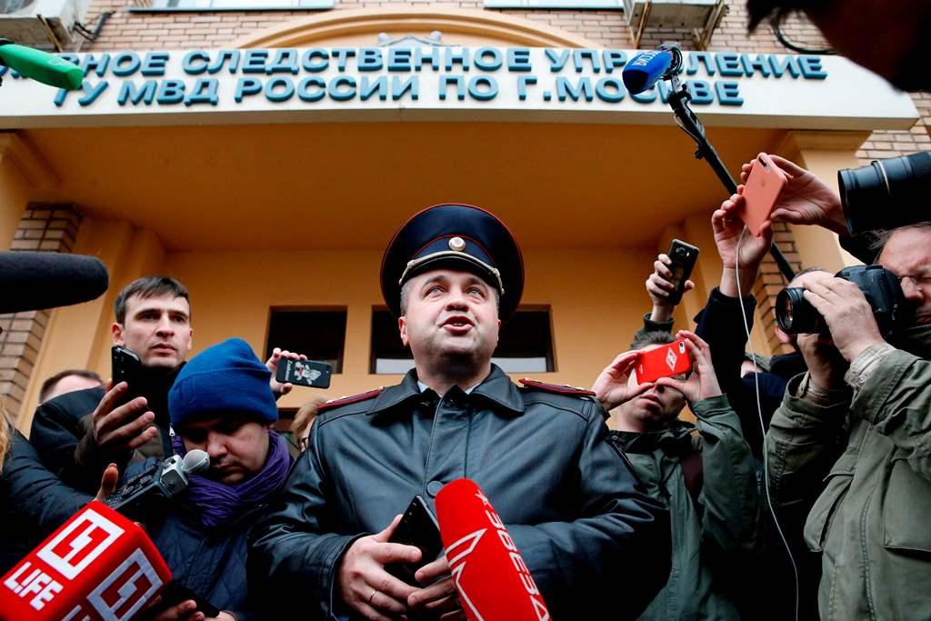 Polisi Mulai Selidiki Kasus Penganiayaan oleh Dua Pemain Timnas Rusia