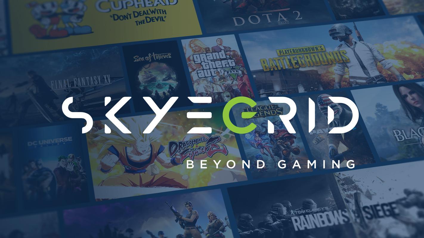 Skyegrid Tambah Daftar Game Streaming