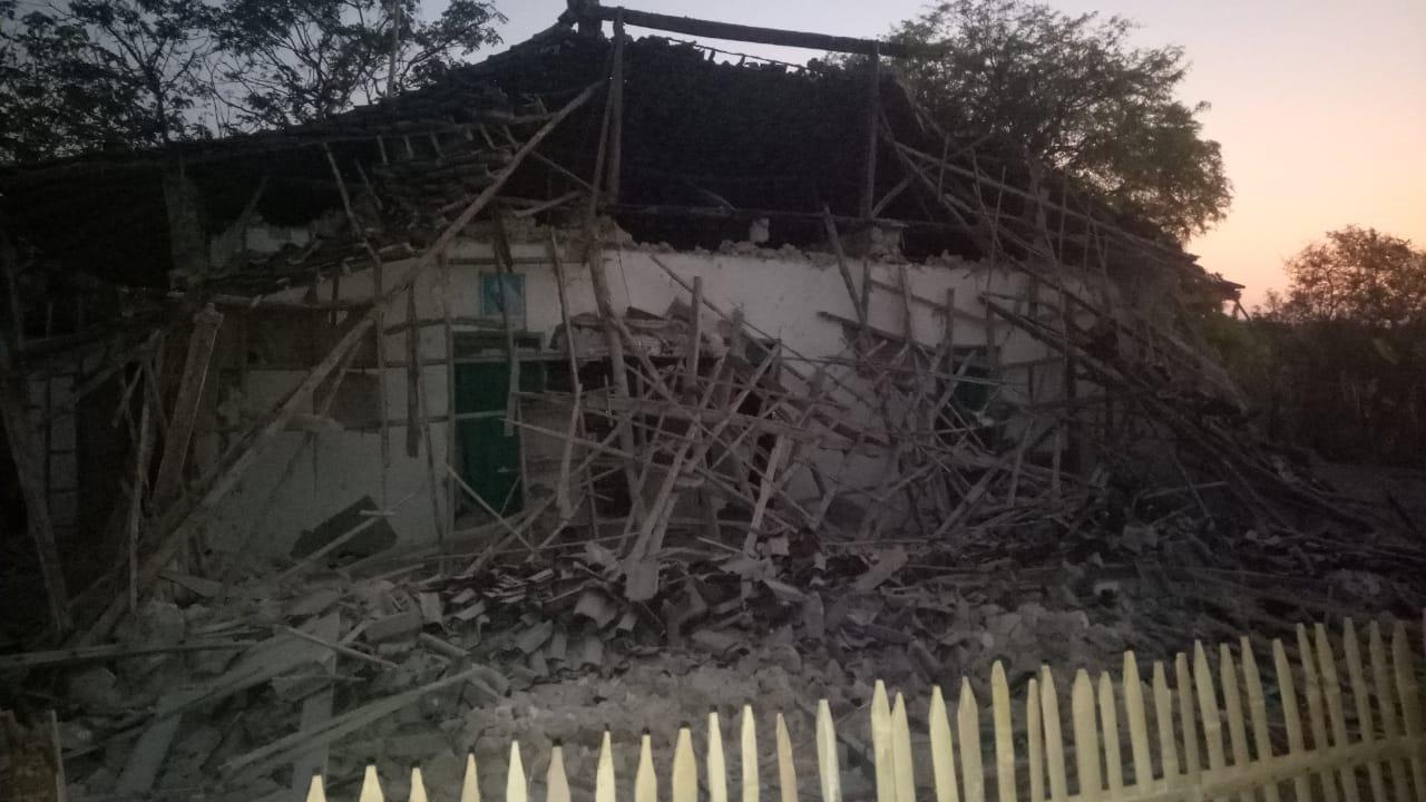 Ratusan Rumah di Empat Kabupaten di Jatim Rusak Akibat Gempa