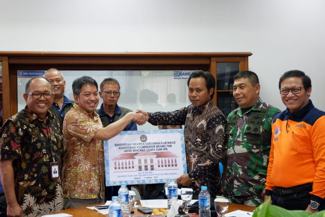 Kemenko PMK Kumpulkan Fasilitator Pembangunan Hunian Tetap