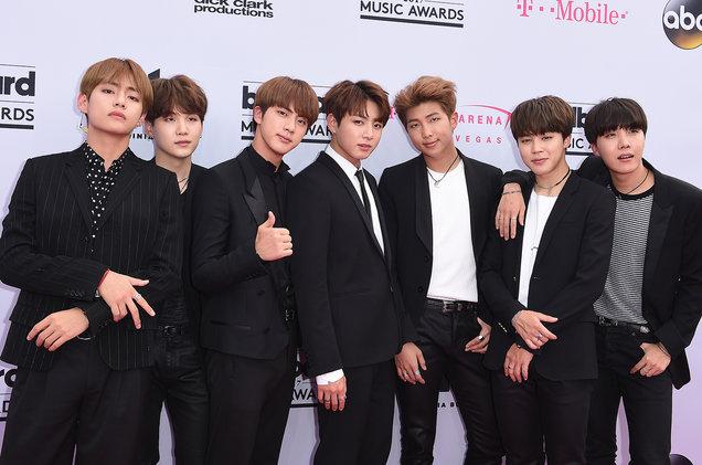 BTS Hiasi Sampul Majalah TIME Edisi Oktober 2018