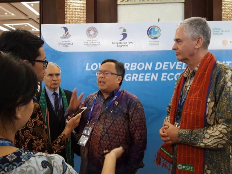 Bappenas Angkat Proyek Hijau di Agenda IMF-WB