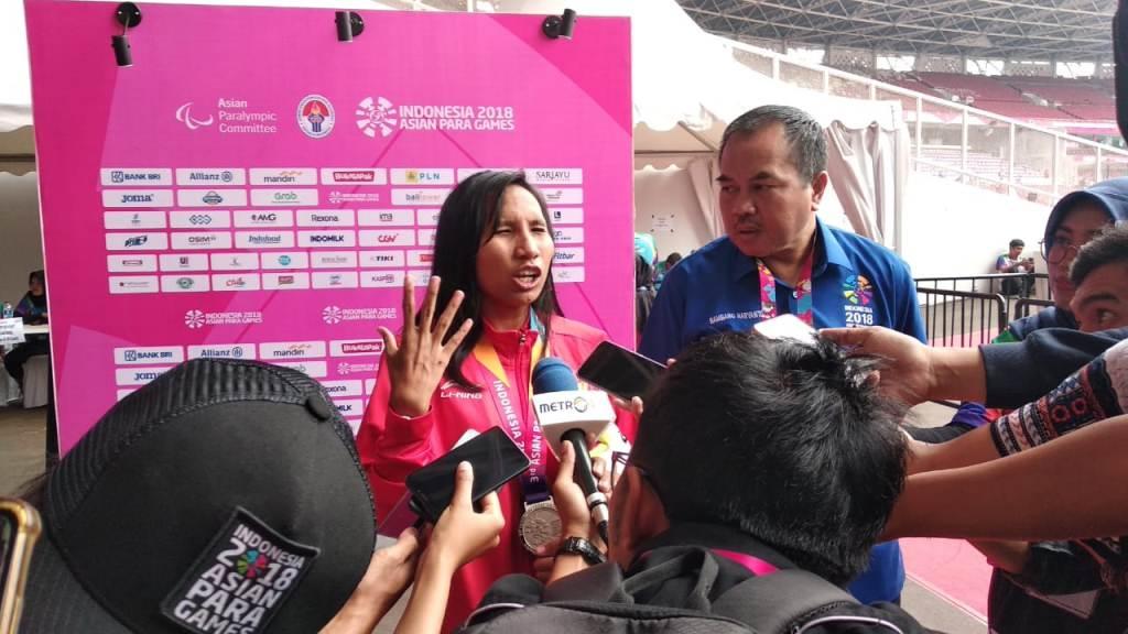 Made Arianti Targetkan Tampil di Paralimpiade Tokyo
