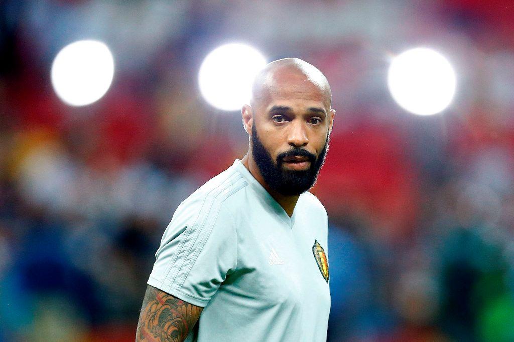 Thierry Henry Sudah Siap Jadi Pelatih
