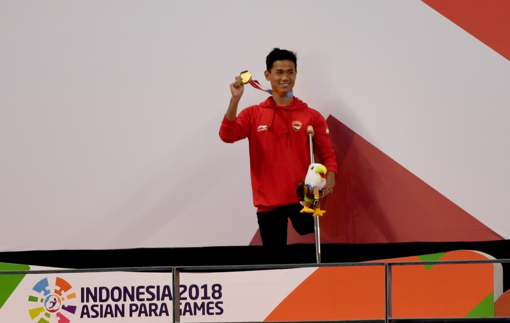 <i>Update</i> Klasemen Medali Hari Ini: Indonesia Tambah Satu Medali Emas