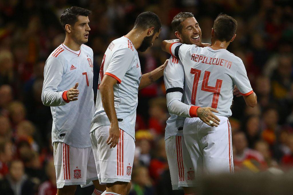 Argentina dan Spanyol Pesta Gol, Prancis Ditahan Islandia