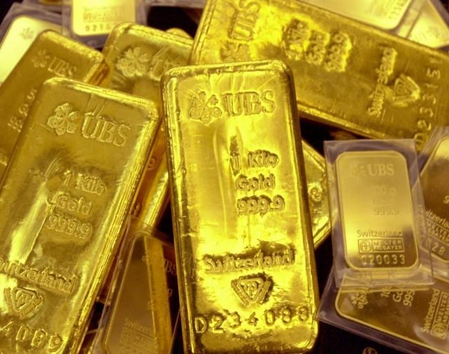 Harga Emas Dunia Melesat