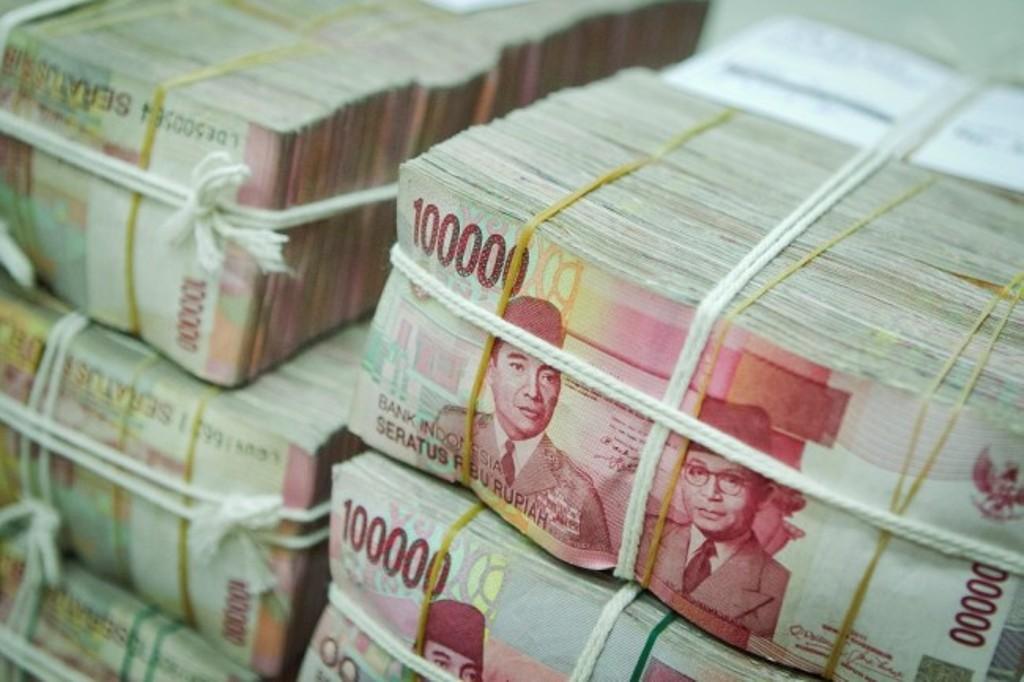 Mulai Menghijau, Rupiah Pagi Dibuka di Rp15.218/USD