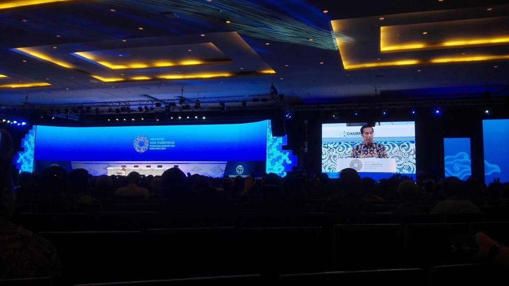 Jokowi: Dunia Ibarat <i>Game of Thrones</i>