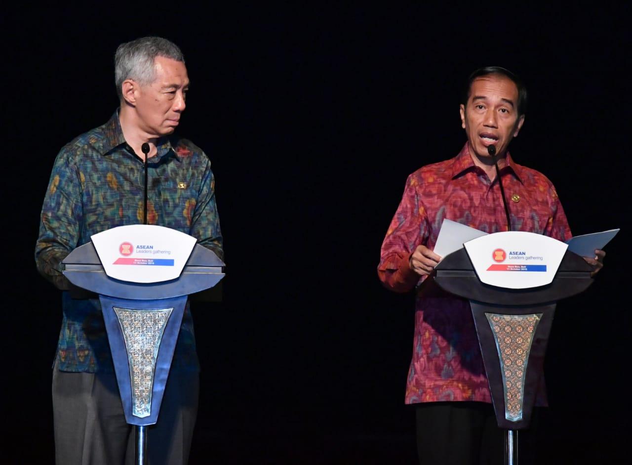 Jokowi: Dukungan ASEAN Membuat Indonesia Kuat