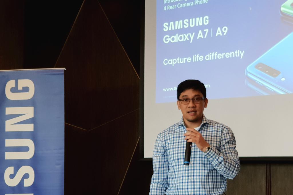Nilai Tukar Rupiah Pengaruhi Posisi Samsung
