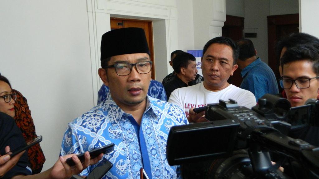 Ridwan Kamil: Jawa Barat Krisis Air