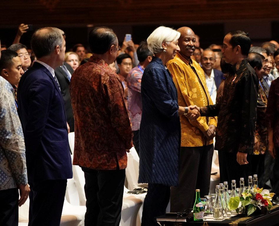 Indonesia Buat IMF dan Bank Dunia Terkesan