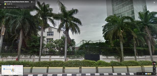 DKI Anggarkan Rp500 Miliar untuk Lahan eks Kedubes Inggris