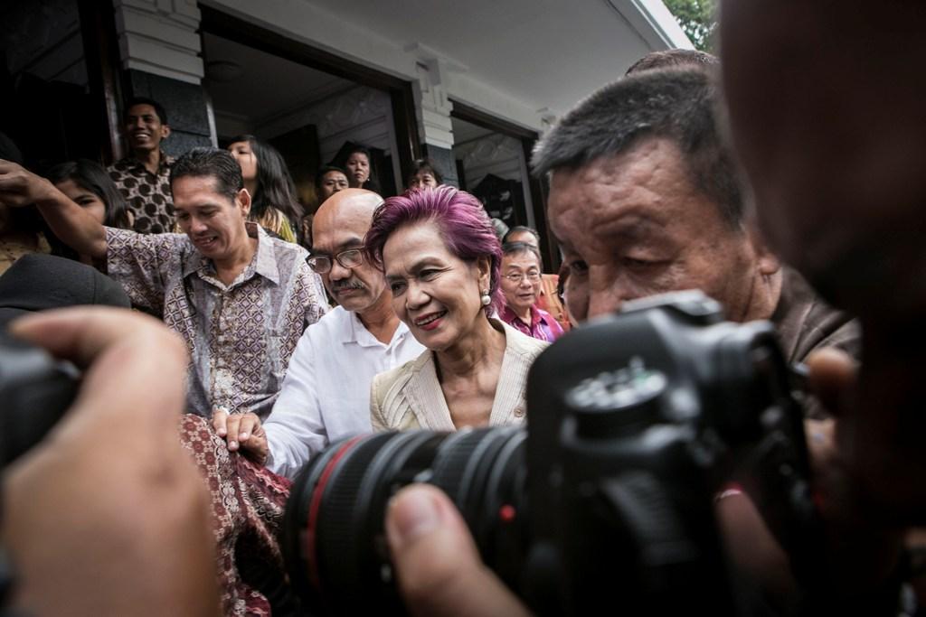 Pidato Jokowi Berujung Ramai Tepukan