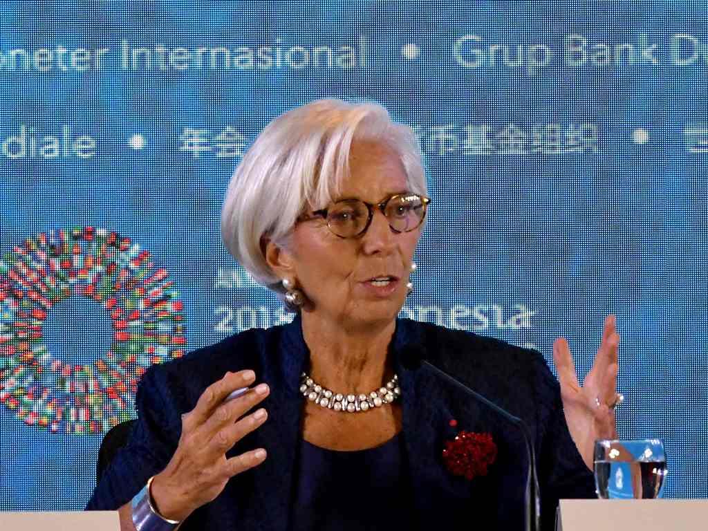 Bos IMF: Pertumbuhan Ekonomi Dunia Tidak Merata