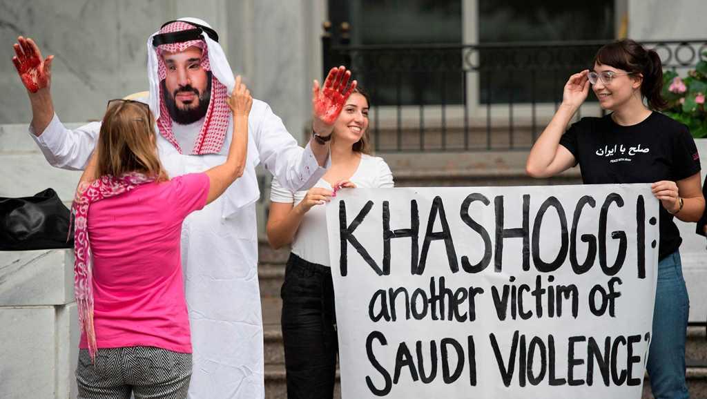 Trump Desak Investigasi Wartawan Arab Saudi yang Hilang