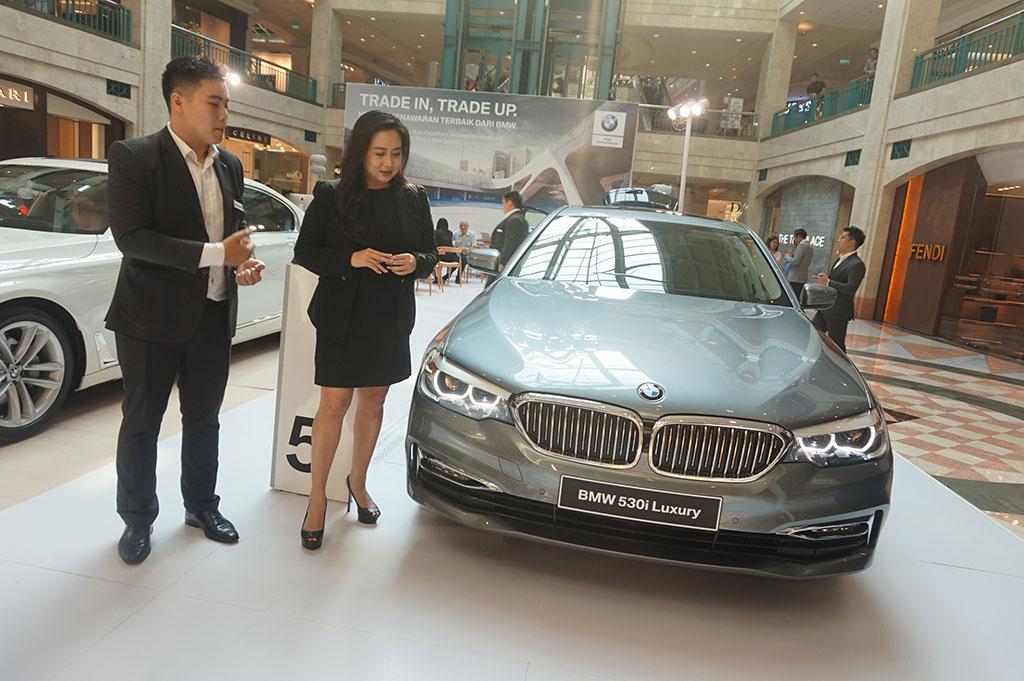 BMW Gelar Program Trade-in, Peluang Peremajaan Mobil