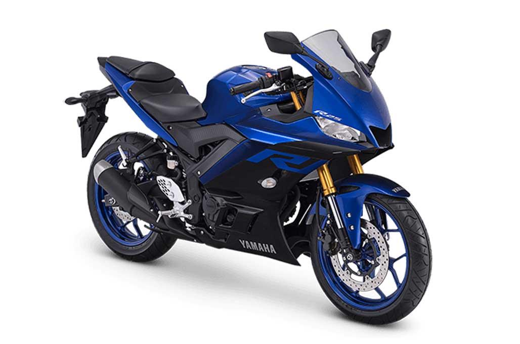 New Yamaha R25, Tawarkan Desain Baru dan <i>Up-side Down</i>