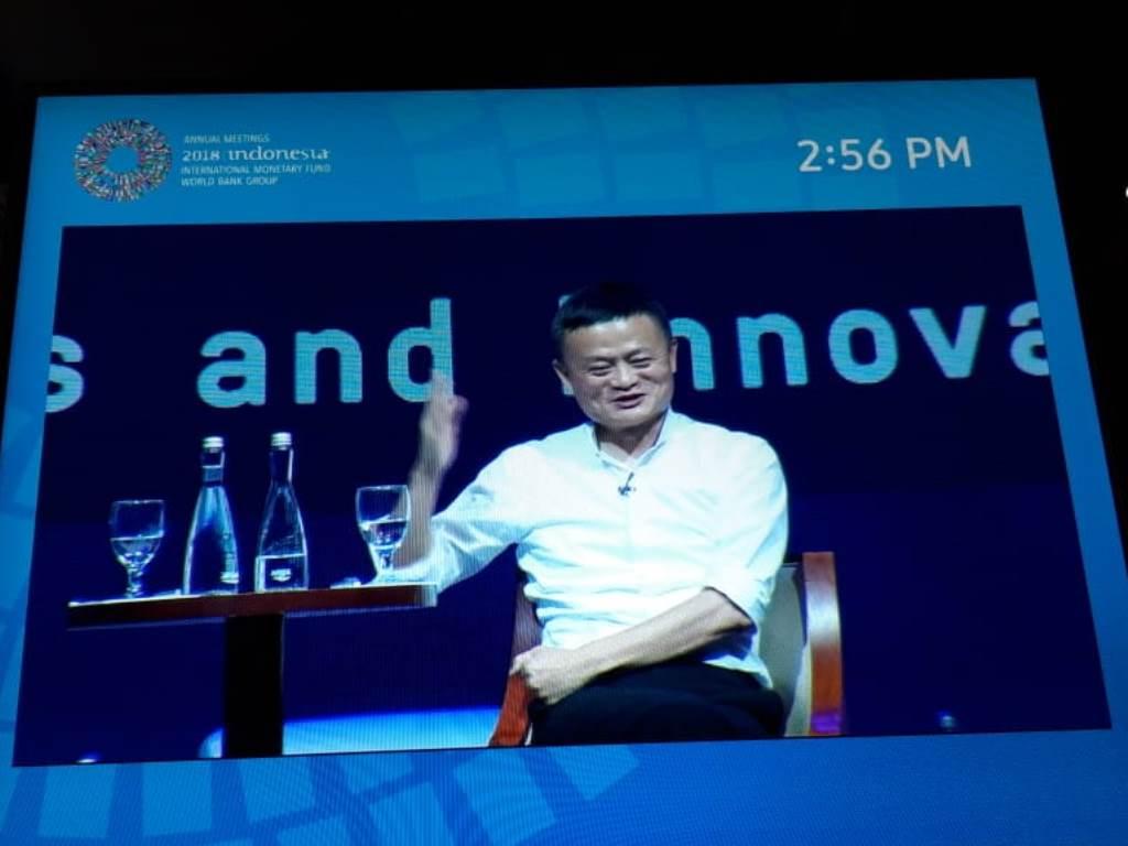 Jack Ma Pernah 10 Kali Ditolak Kerja di KFC