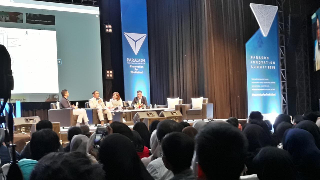Daya Saing dan Inovasi Indonesia Naik Lima Peringkat