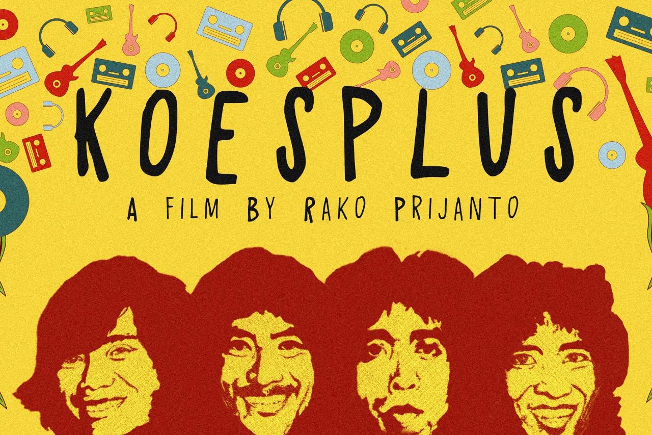 Film Biopik Band Koes Plus Cari Pemeran Utama