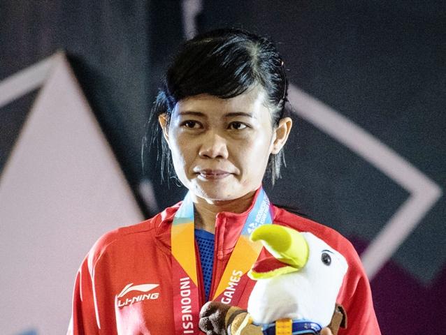 Raih Perak, Ana Tatap ASEAN Para Games 2019