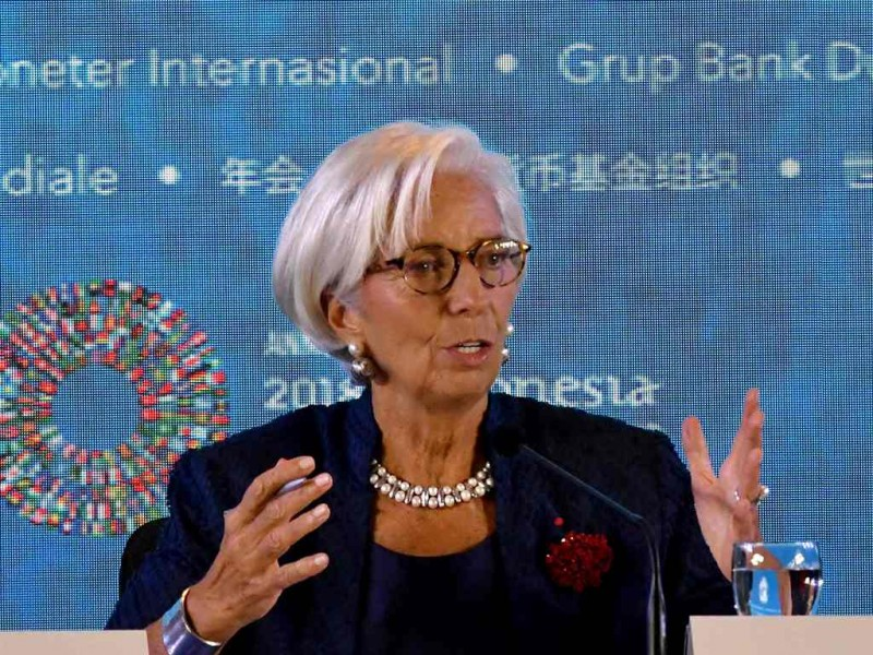 IMF Head Praises Indonesia's Resilience