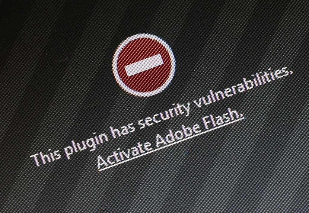 Ada Malware Cryptomining di Update Adobe Flash