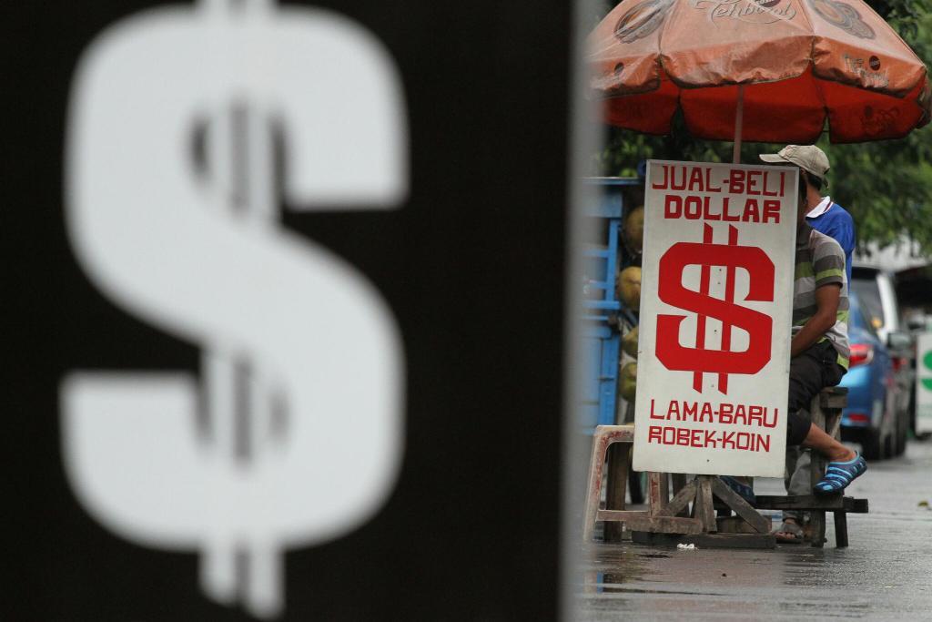 Dolar AS Kokoh di Tengah Kritik Trump